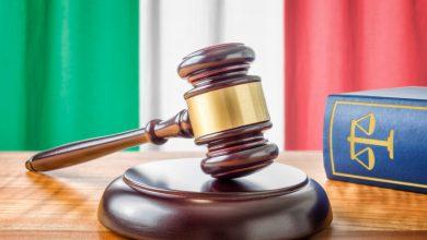 İtalya'da hukuk
