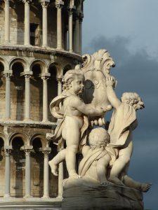 Mucizeler Meydanı - Pisa