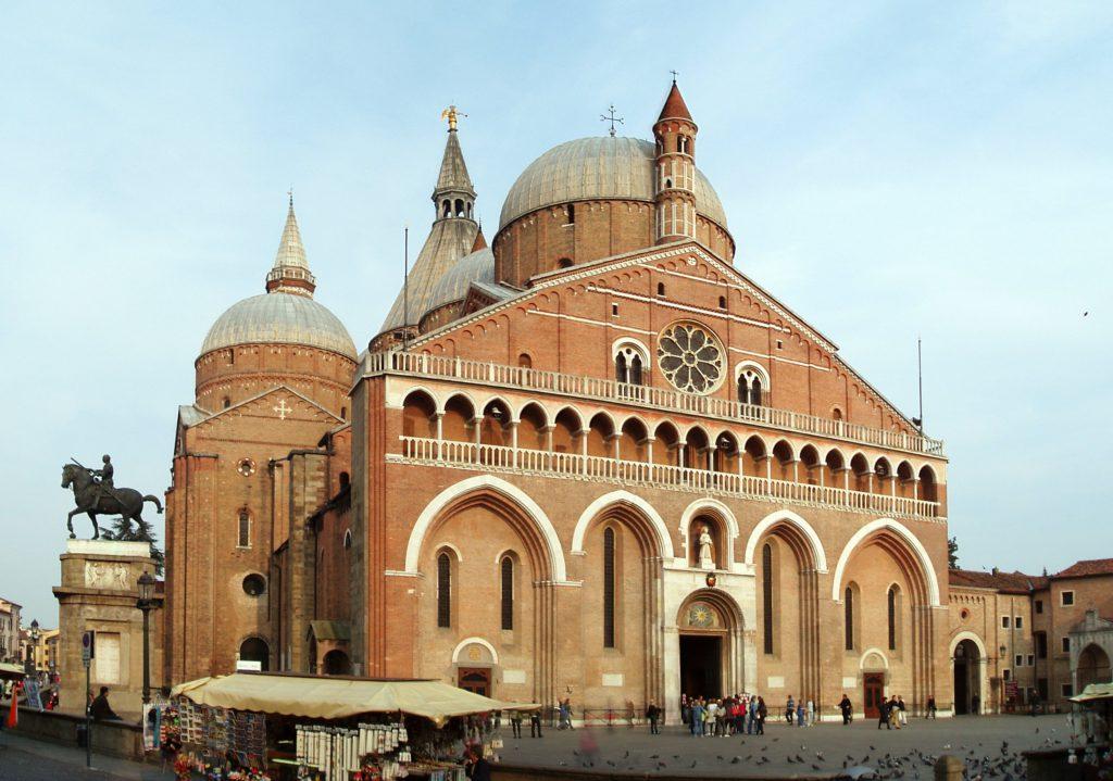 Sant'Antonio Bazilikası - Padova