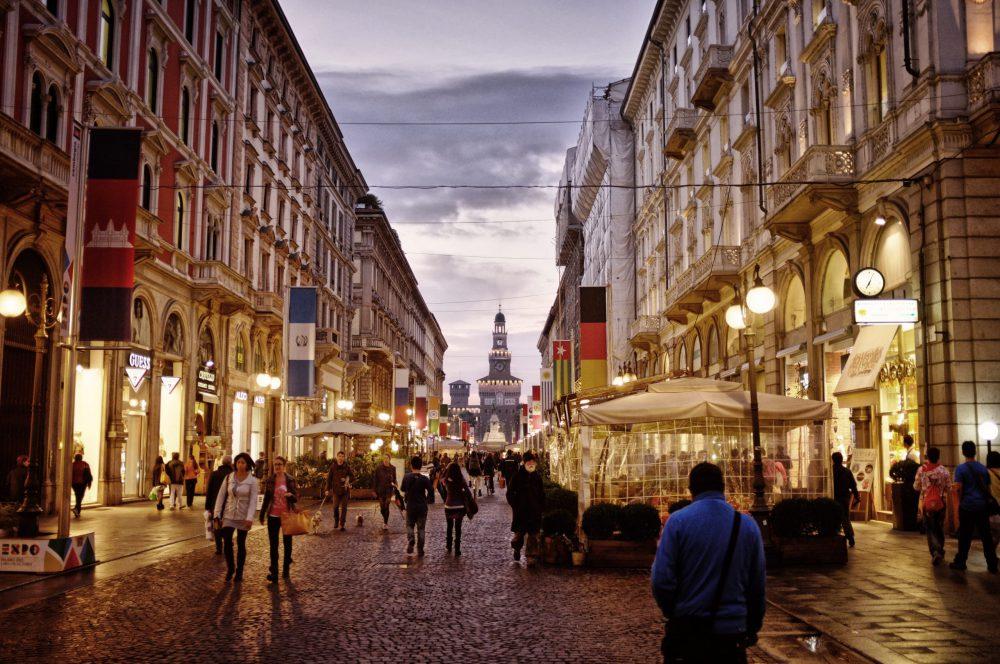 Milano şehri