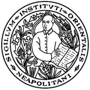 "Napoli ""L'Orientale"" Üniversitesi logo"