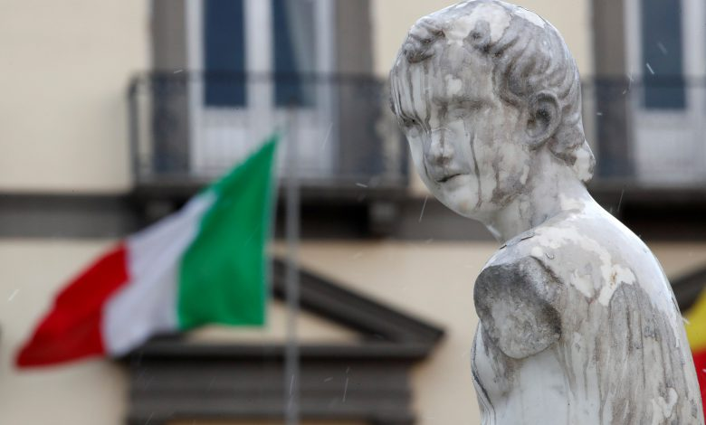 Pandemi sürecinde İtalya'da eğitim