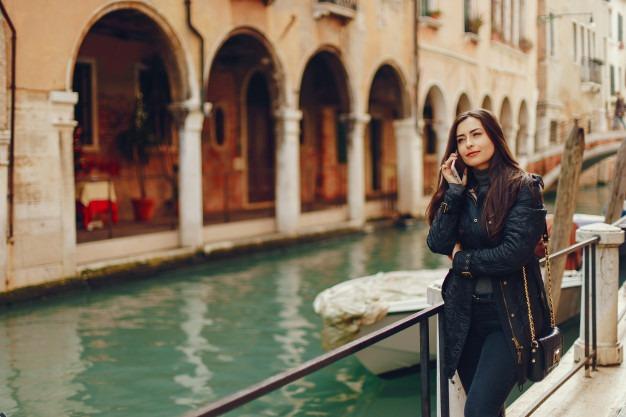 İtalya'ya giderken 3