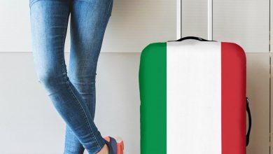 İtalya'ya giderken